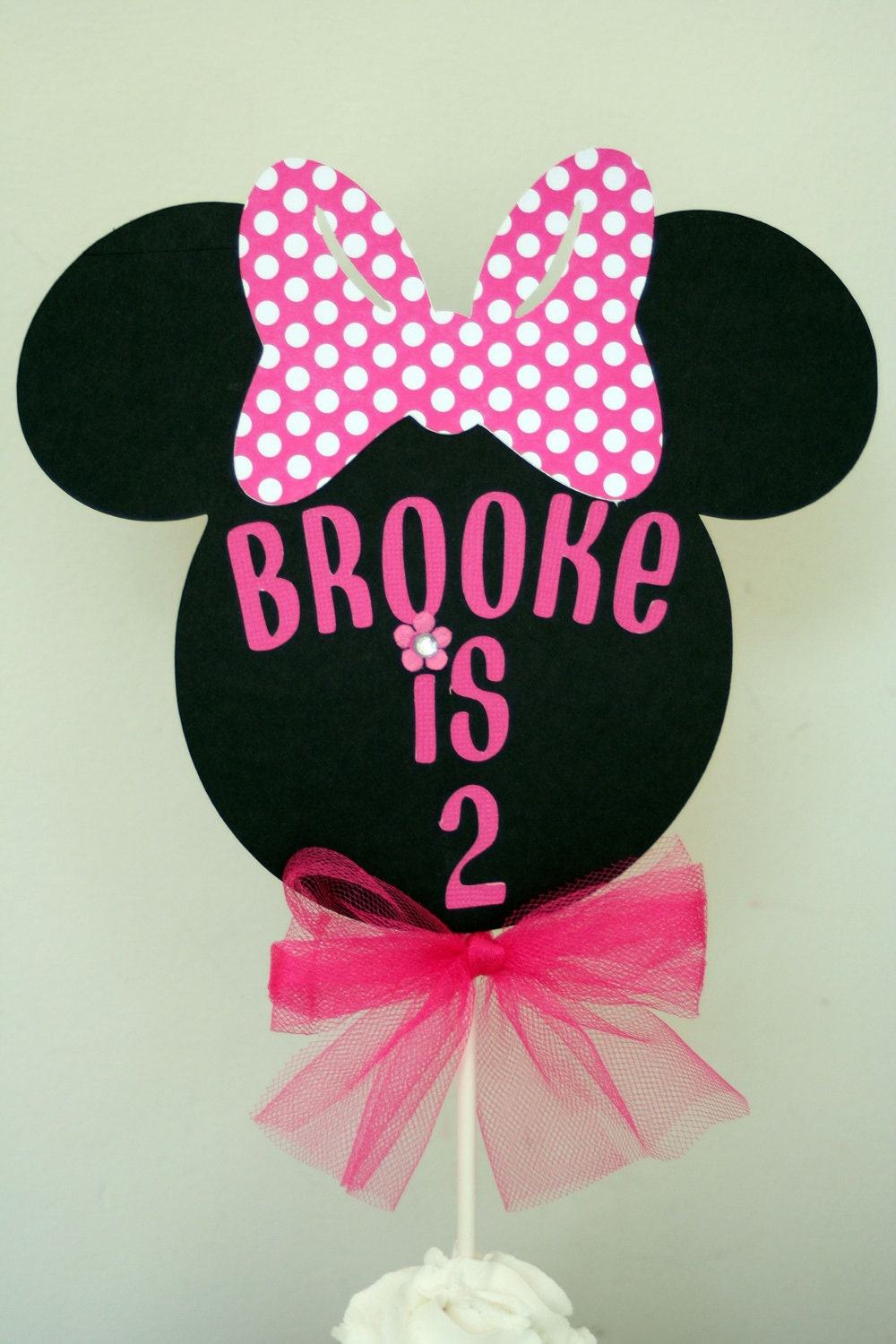 Baby Mickey Mouse Edible Cake Decorations Edible Baby Minnie Mouse Cake Decorations Cake