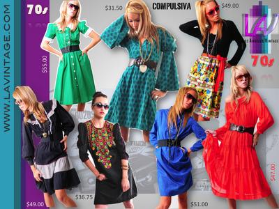 Moda De Los 70 Y 80 Para Hombres
